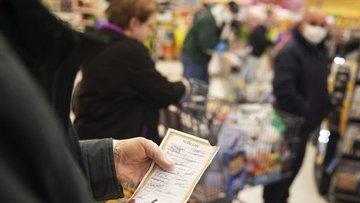 ABD'de tüketici güveni Mart'ta sert biçimde geriledi