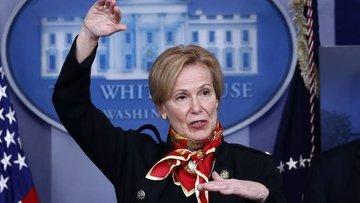 Beyaz Saray'dan, ABD'de 100 ila 200 bin kişinin koronavir...