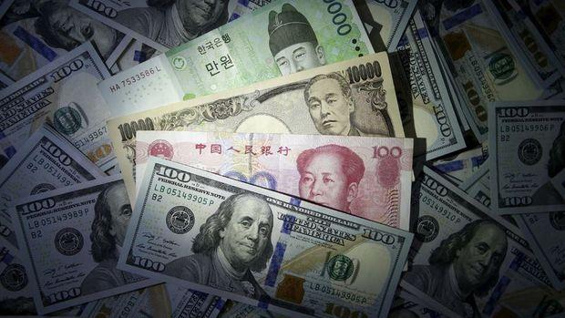 Asya paraları imalat verileriyle düştü