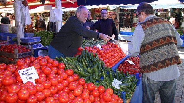 İTO: İstanbul'da perakende fiyatlar Mart'ta % 0.33 arttı