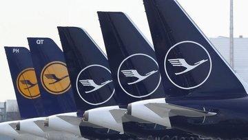 Lufthansa, çalışanlarının yaklaşık üçte ikisini kısa süre...