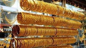 İstanbul'da altın fiyatları (01.04.2020)