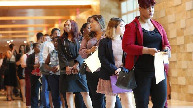 ABD'de özel sektör istihdamı Mart'ta 27 bin düştü