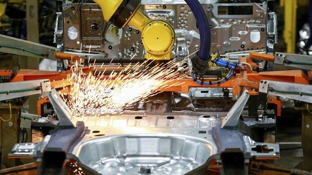 ABD'de imalat PMI Mart'ta geriledi