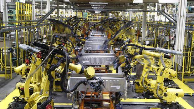 ABD'de ISM imalat endeksi Mart'ta geriledi