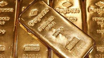 Altın borsa fonlarındaki (ETF) varlıklar rekor seviyeye çıktı