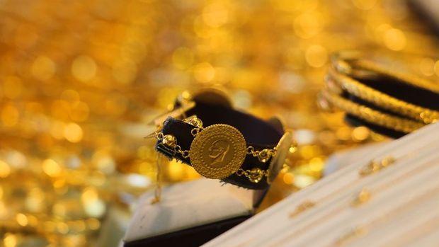 Gram altın 341 lira seviyelerinde