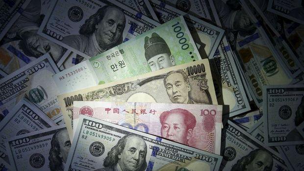 Asya'da çoğu para birimi petrolle birlikte yükseldi