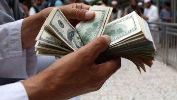 Yurt içi yerleşiklerin döviz mevduatı 841 milyon dolar az...