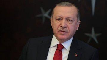 Erdoğan: Covid-19 hastalığı döneminde belediyelerimize bü...