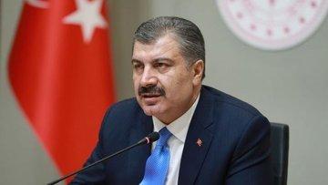 Sağlık Bakanı Koca: 69 kişi daha Kovid-19 nedeniyle hayat...