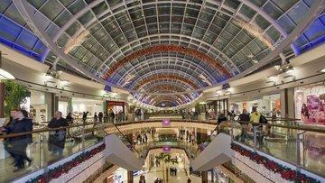 Türkiye'de alışveriş ve eğlence alanlarında topluluk hare...