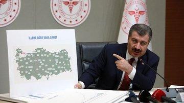 Türkiye'de son 24 saatte 73 kişi hayatını kaybetti