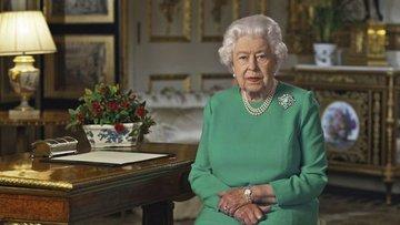 Kraliçe 2. Elizabeth: Kararlı ve birlikte olursak bu hast...