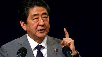 """Japonya Başbakanı Abe'den """"OHAL"""" sinyali"""