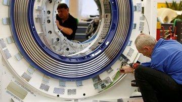 Almanya'da fabrika siparişleri Şubat'ta yüzde 1,4 azaldı