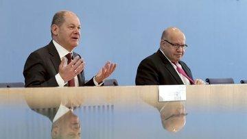 """Almanya KOBİ'ler için """"sınırsız"""" kredi programı hazırlıyor"""