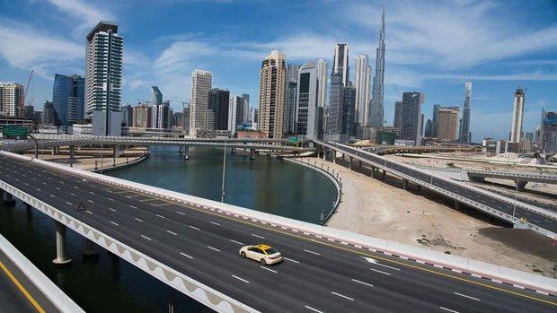 Dubai'de ticari faaliyetlerin durdurulması kararı 18 Nisan'a kadar uzatıldı