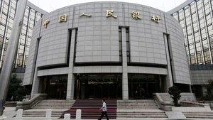 Çin'in döviz rezervi Mart sonunda 3.06 trilyon dolar oldu