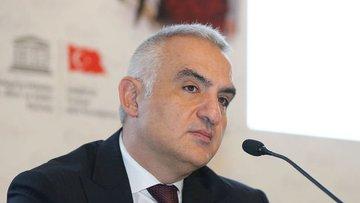 Turizm Bakanı Ersoy'dan turizm sektörüne 2 yeni haber