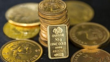 Altın piyasadaki temkinli hava ile kayıplarını korudu