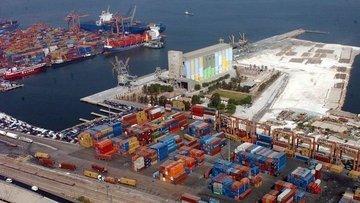Dış ticarette deniz yolunun payı Mart'ta 2,7 puan yükseldi
