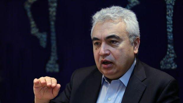 Fatih Birol: Petrol piyasaları 100 yıldır yaşamadığı bir şoku yaşıyor