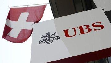 UBS ilk çeyrekte 1.5 milyar dolarlık net kar bekliyor