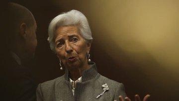 """AMB Başkanı Lagarde'dan hükümetlere bir kez daha """"destek""""..."""
