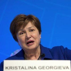 IMF/GEORGİEVA: TÜRKİYE DAHİL HER ÜYE İLE YAPICI TEMASLARIMIZ VAR