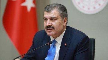 Sağlık Bakanlığı: Son 24 saatte 96 kişi hayatını kaybetti