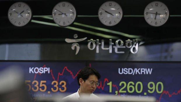 Asya paraları won ve ringit öncülüğünde yükseldi