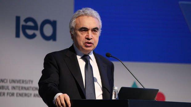 UEA/Birol: Umarım G20 toplantısı petrolde istikrarı sağlamaya yardımcı olur
