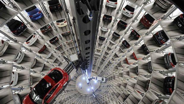 Türkiye'nin binek otomobil ihracatı ilk çeyrekte yıllık yüzde 1.15 azaldı