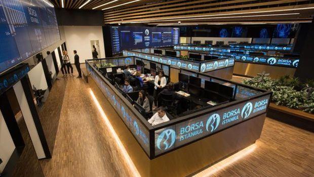 Borsa güne yüzde 1,04 düşüşle başladı