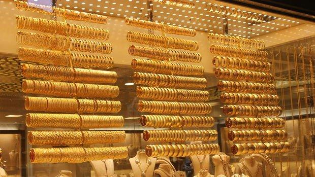 İstanbul'da altın fiyatları (13.04.2020)