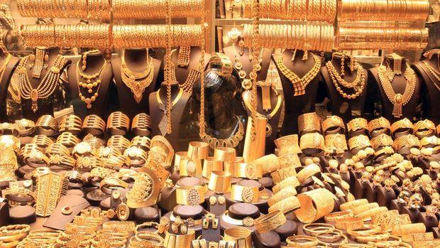 Serbest piyasada altının kapanış fiyatları (13.04.2020)