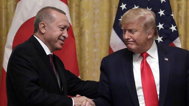 Erdoğan Trump'a mektup: Yardımın mücadelenize katkı sağlamasını dilerim