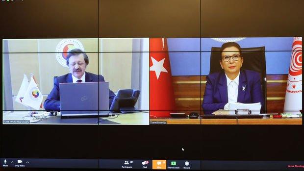 Ticaret Bakanı Ruhsar Pekcan'dan 3 alanda yatırım vurgusu