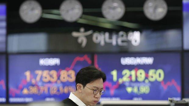 Asya hisse senetleri Mayıs ayına düşüşle başladı