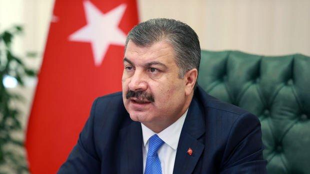 Sağlık Bakanı Koca: Son 24 saatte iyileşenler, yeni tanı konan hastaların 2,25 katı