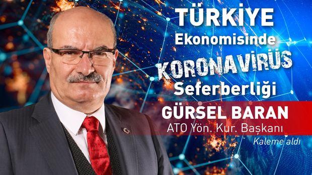 ATO/ Baran: Türkiye yeni güç odaklarından biri olacak