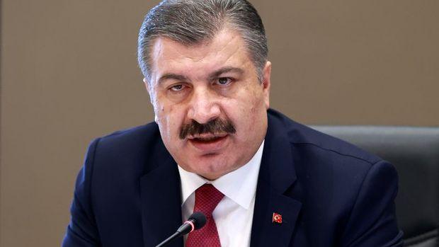 Sağlık Bakanı Koca: Günlük vaka sayısı 2.000'in altına düştü