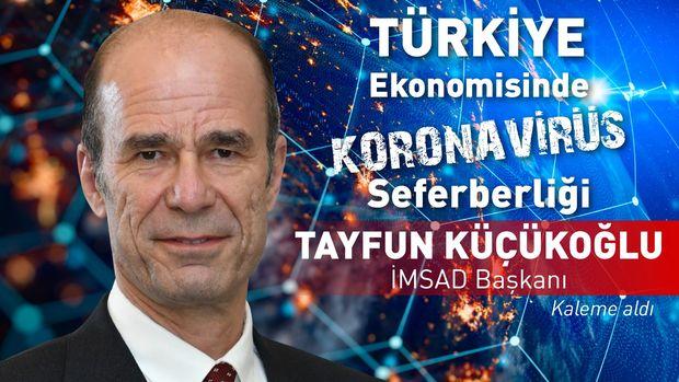 Türkiye İMSAD/ Küçükoğlu: Ekonomimizin inşaat malzemeleri sanayisine ihtiyacı var