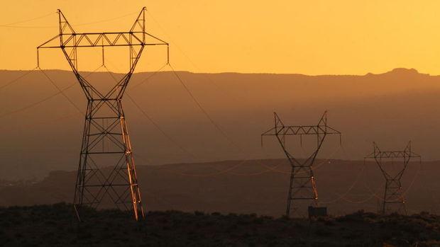 Spot elektrik işlem hacmi Nisan'da yüzde 3,26 arttı
