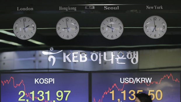 Asya paraları ekonomilerin açılması sonrası oluşan iyimserlikle yükseldi