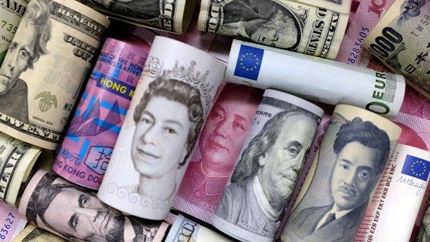 Merkez'in brüt döviz rezervleri 1.2 milyar dolar azaldı