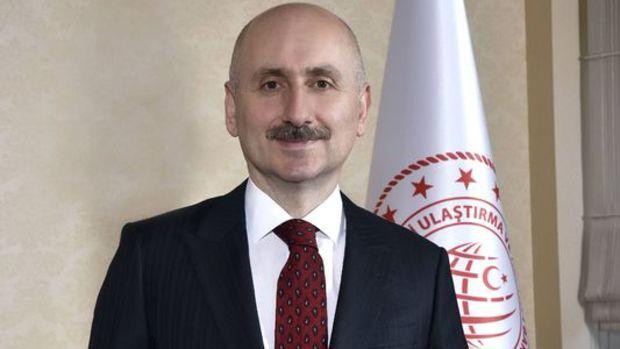 Karaismailoğlu: Marmaray'dan ilk yurt içi yük treni yarın gece geçecek