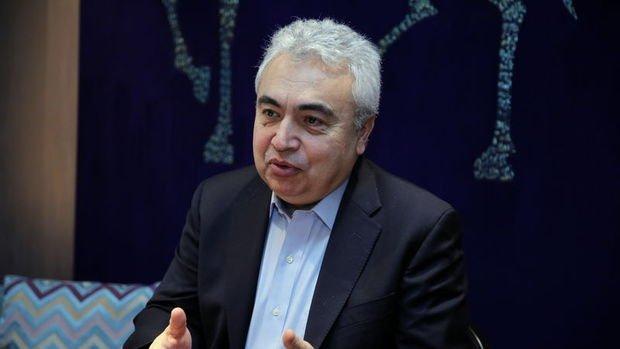 UEA Başkanı Birol: Petrolde yeniden eksi fiyat görme ihtimali azaldı