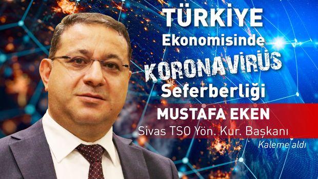 STSO/ Eken: Türkiye Çin'e karşı en önemli alternatif üretim merkezi